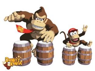 [Nin/11] DK, Game & Watch, Donkey Konga, Metroid Prime DonkeyKonga_4