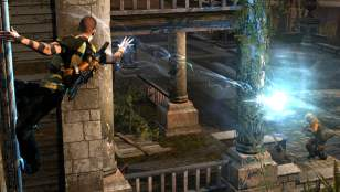 Infamous 2 _ PS3 _ Screen Shot