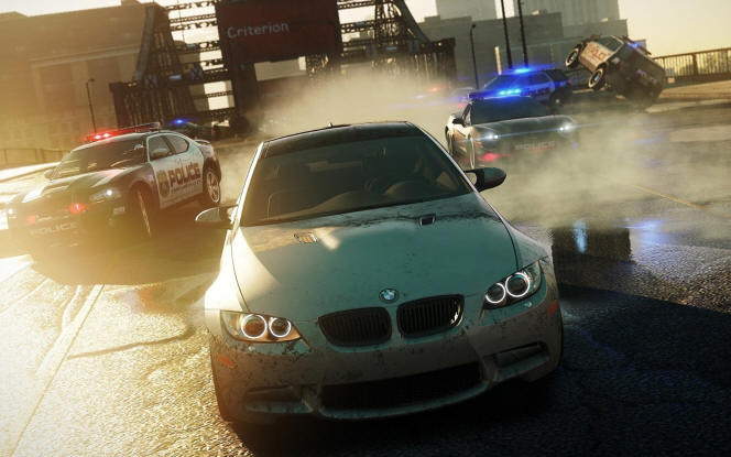 Need for Speed: Most Wanted (PS3)